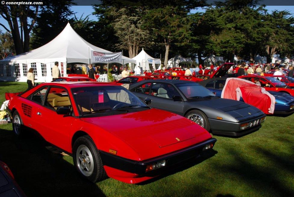 1982 ferrari mondial 8 vintage cars. Black Bedroom Furniture Sets. Home Design Ideas