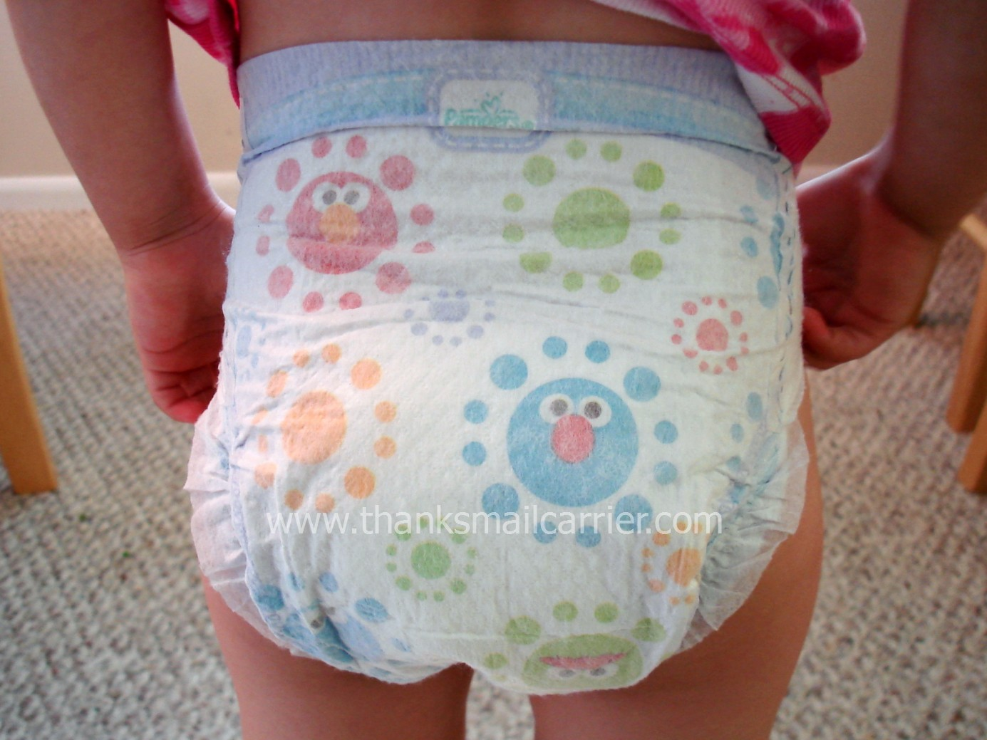 Girls in pampers diapers pampers cruisers diapers new