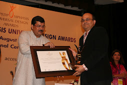IIMB wins NCPEDP Award for Universal Design