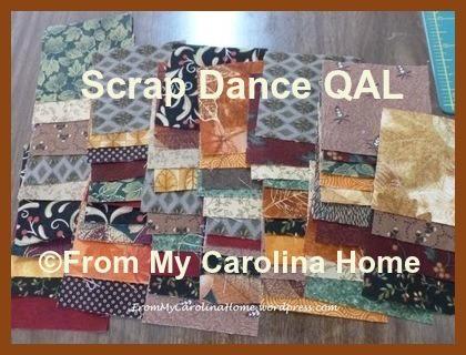2016 Scrap Dance QAL