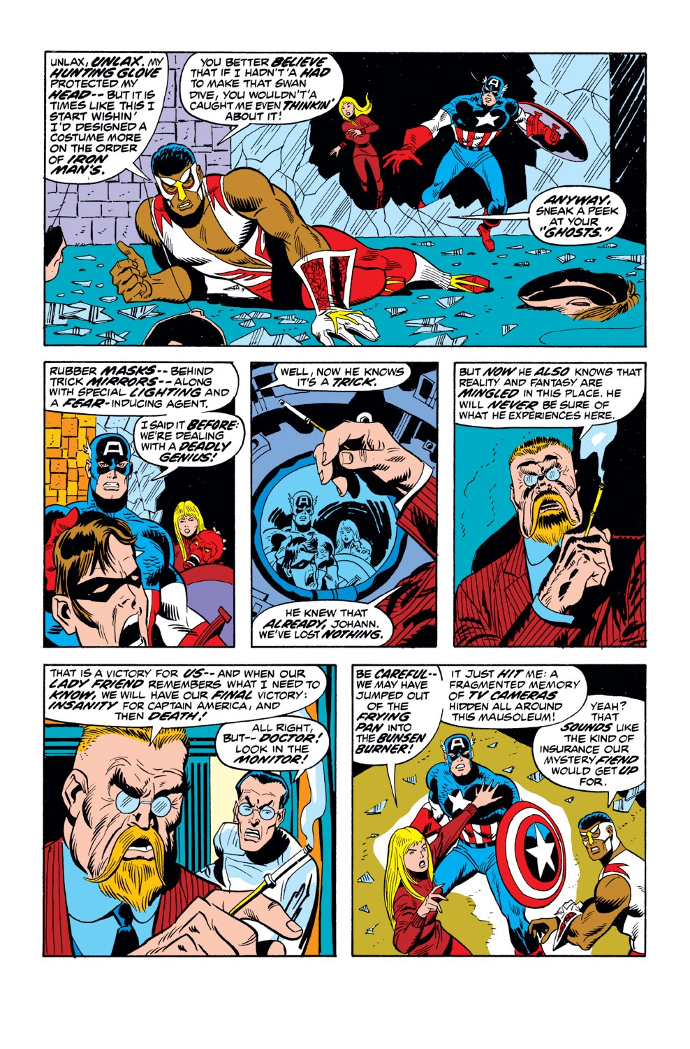 Captain America (1968) Issue #162 #76 - English 12