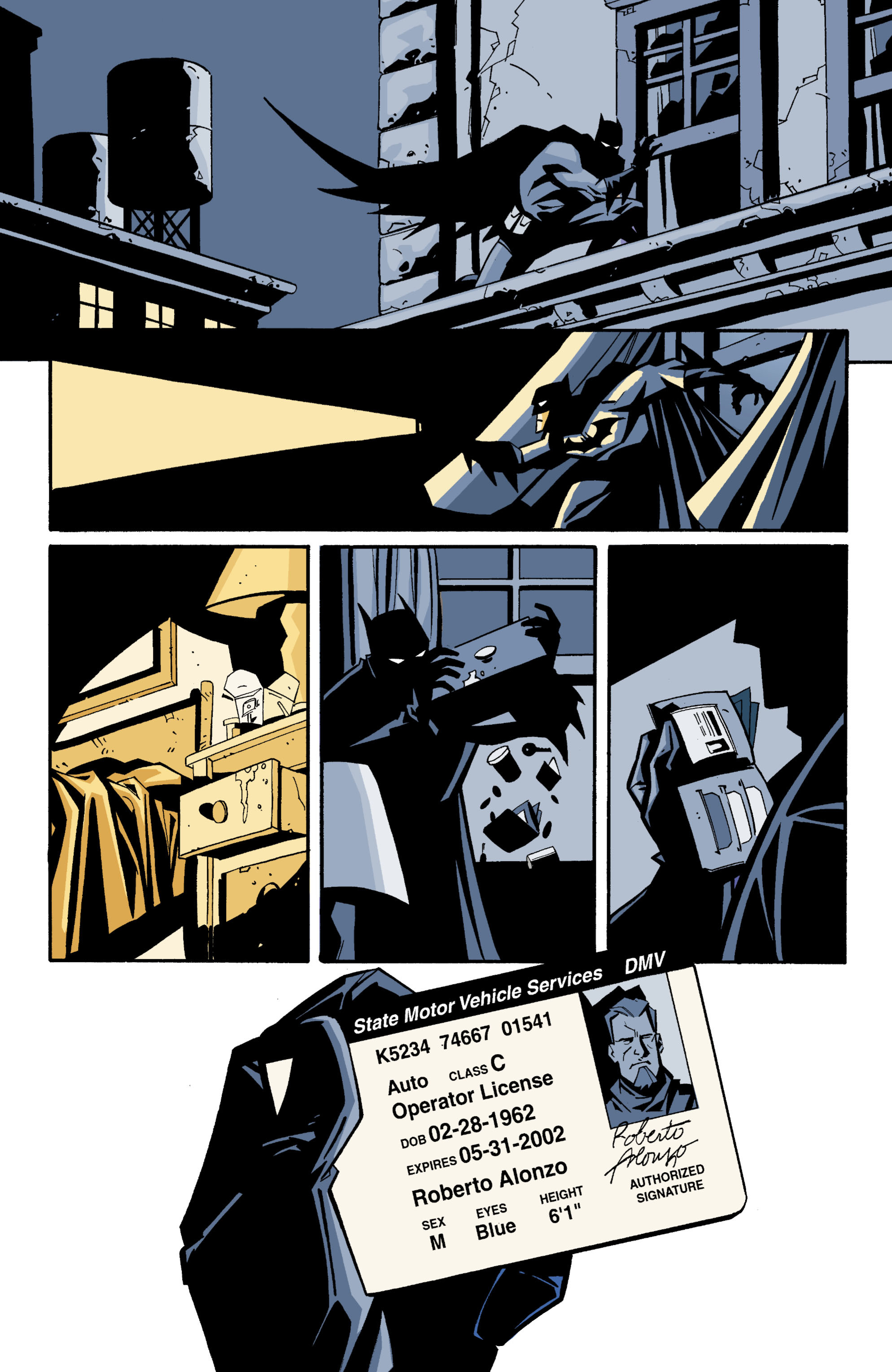 Detective Comics (1937) Issue #748 Page 19