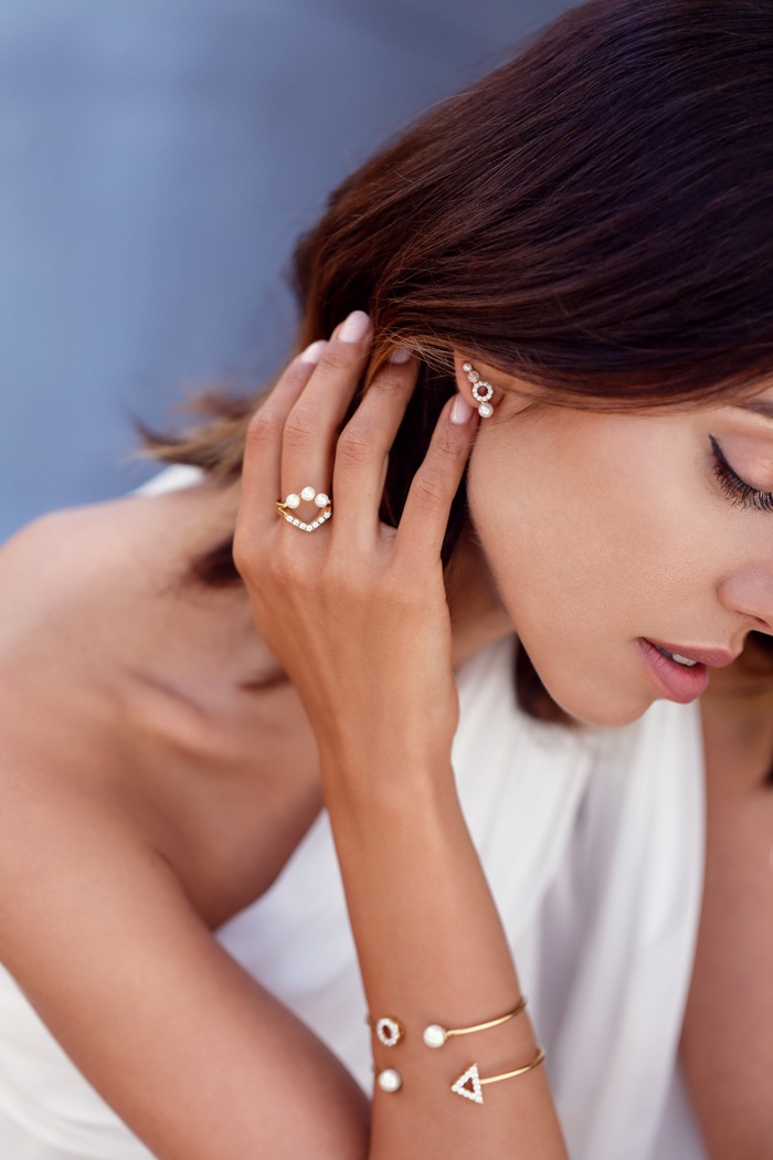 Annabelle Fleur Pearl Jewelry, VivaLuxury Pearl Jewelry