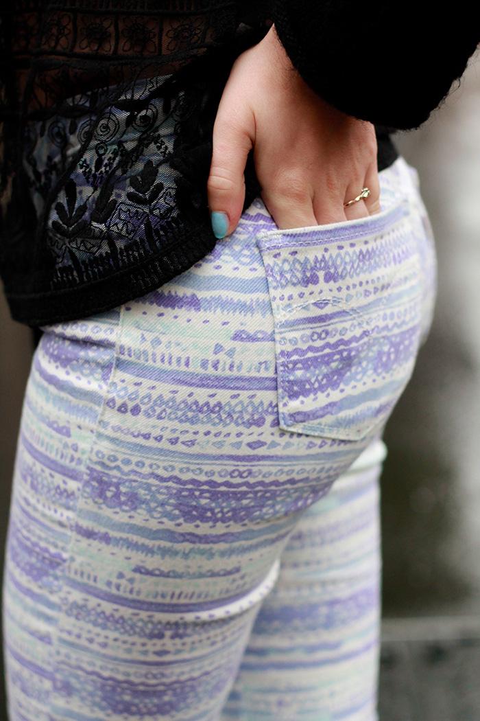 jeans levi's multicolore
