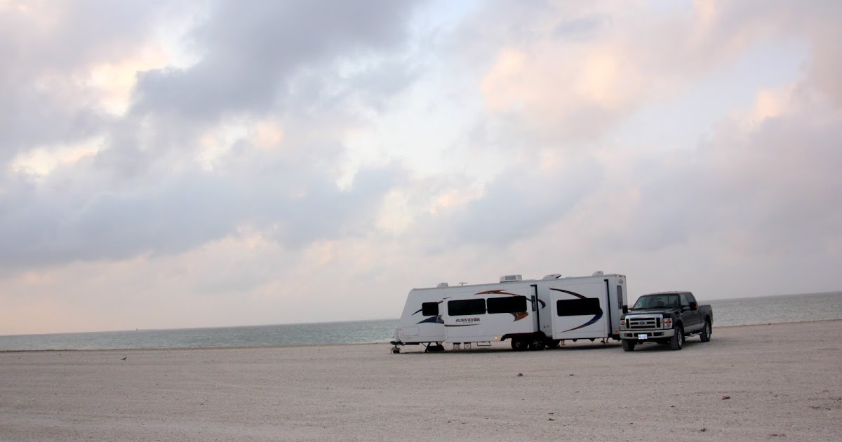 Operation Explorations Boondocking Review Magnolia Beach