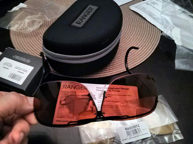 1ab57b1e28b Copper Polarized lenses help good. No problems with