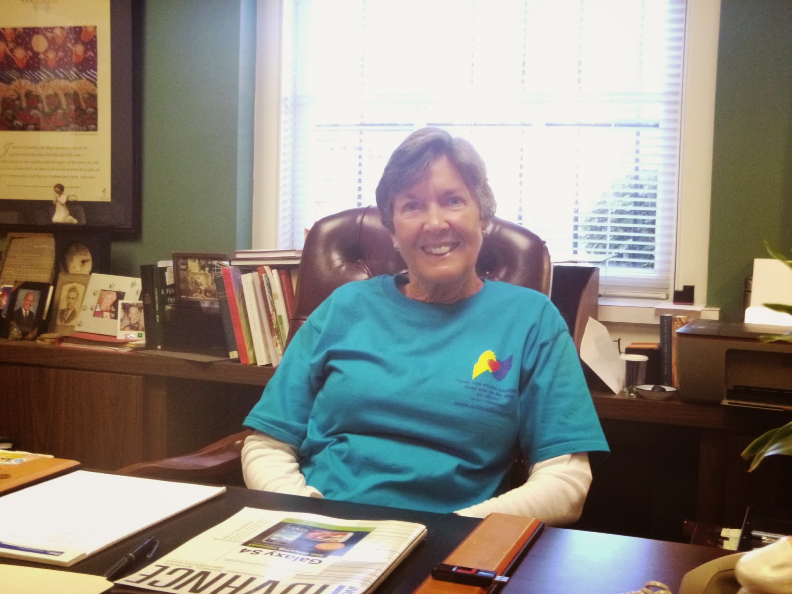 becky nichols pictured left childrens librarian and director of the selma and dallas county public library has worked at the library for more than 36