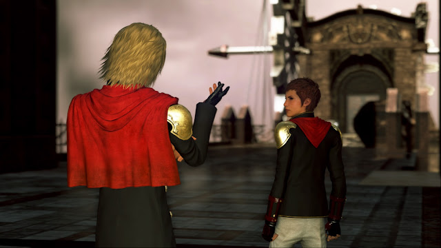 Download Game Final Fantasy Type-0 HD Action/2015