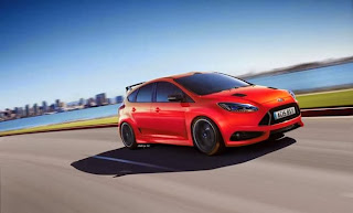 2015 Ford Focus RS & ST Release USA