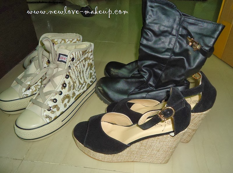 Lovelyshoes.net Haul and Review, Indian fashion blog