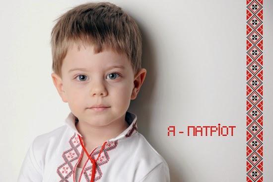 Фотограф Максим Яковчук: До Дня Незалежності України у Сумах знайдуть маленьких патріотів.