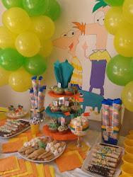 Cumpleaños 8 años