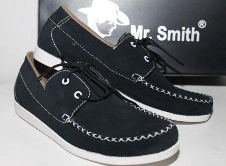 Sepatu Mr.Smith SMITH2013 HITAM