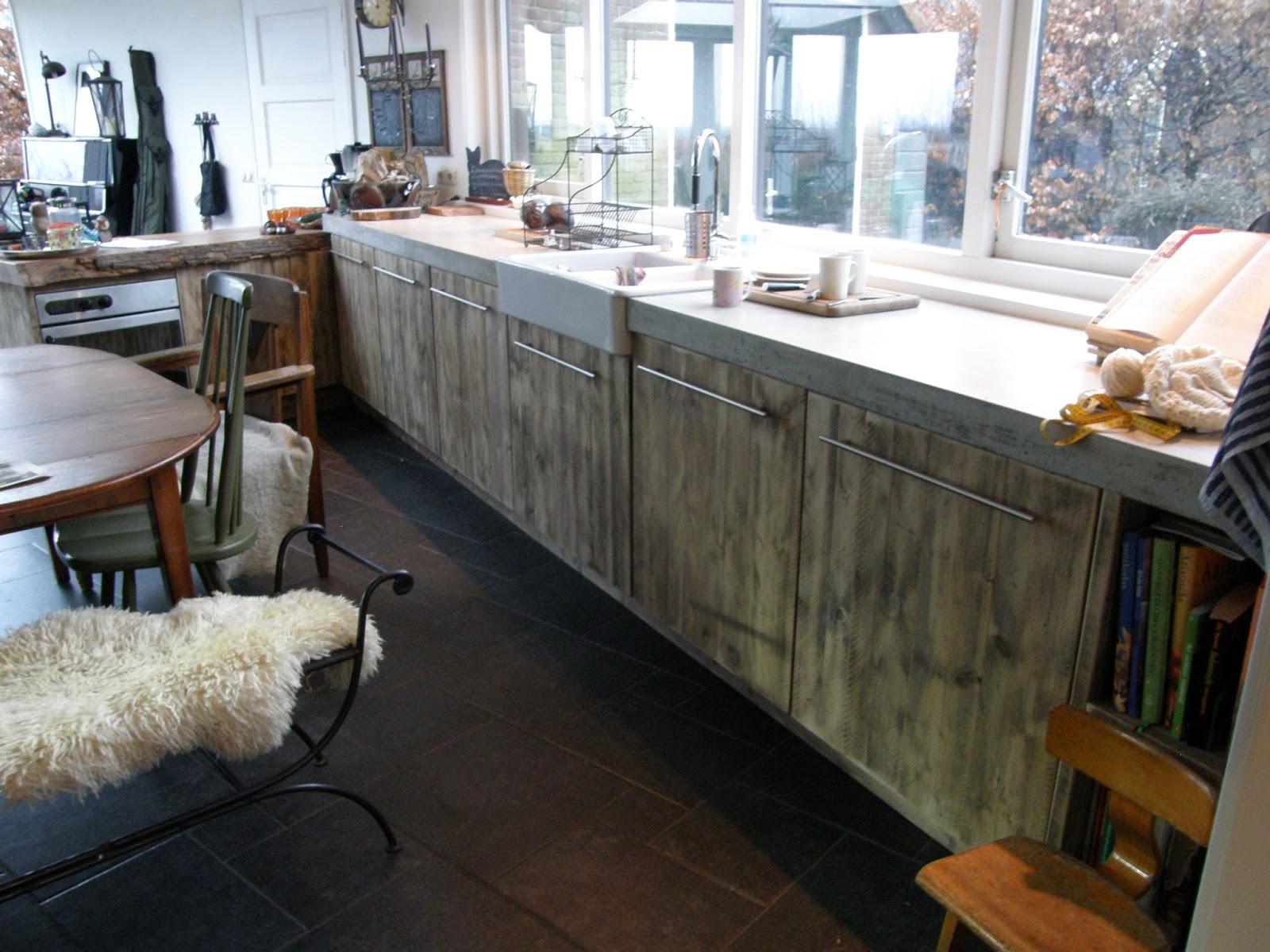 Van hollandse klei naar zweedse bodem: keuken