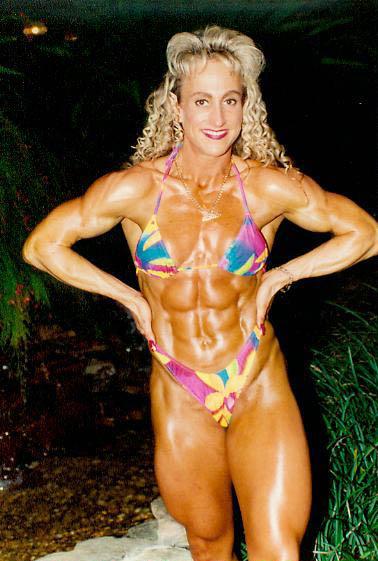 Christine roth female bodybuilder