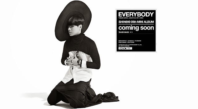 SHINee Taemin's Everybody teaser #3