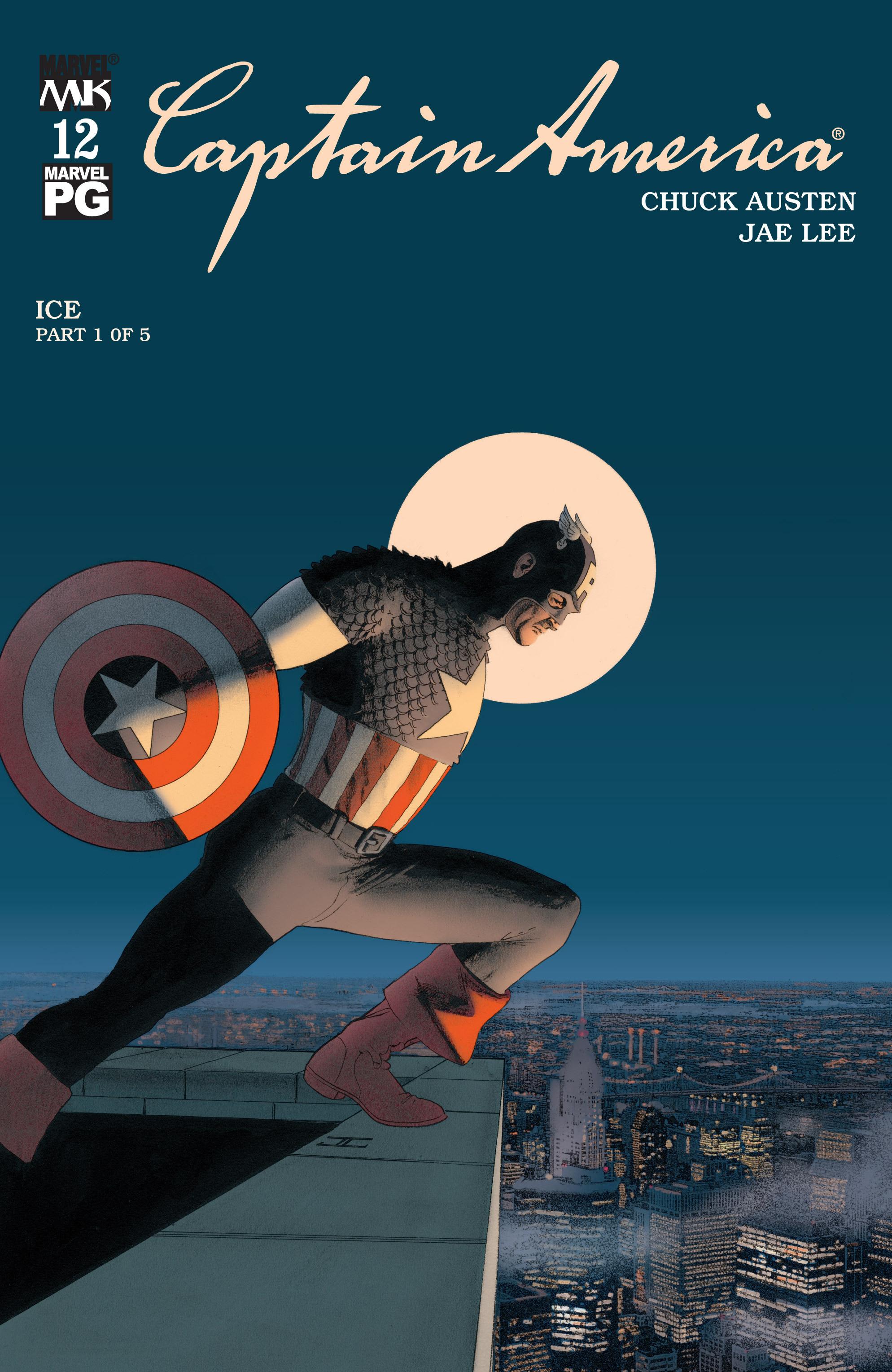 Captain America (2002) Issue #12 #13 - English 1