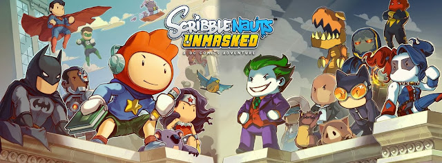 Scribblenauts Unmasked free download