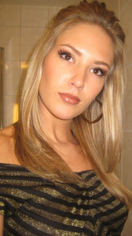 MISS NORWAY 2011 CONTESTANT - Anna Zahl