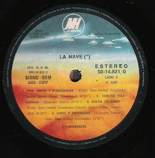 La Nave: Idem (1987)