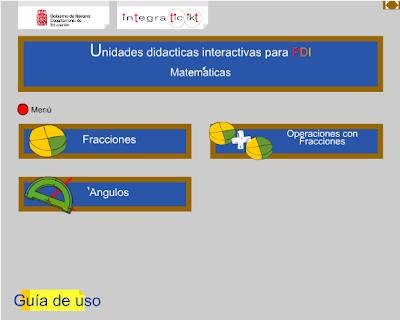 unidades Juegos de matemáticas y recursos didácticos de matemáticas