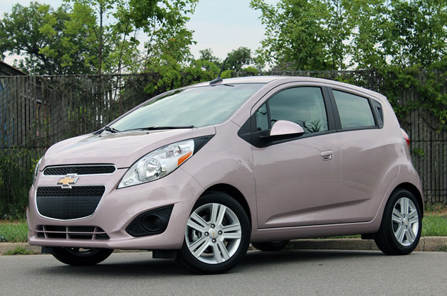 chevy spark owners manual
