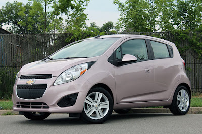 2014 Chevrolet Spark EV Owners Manual Guide Pdf