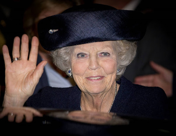 Princess Beatrix of The Netherlands, former Queen of the Netherlands and mother of King Willem-Alexander, was born on this day in 1938 as the eldest daughter of Queen Juliana -Queen Maxima