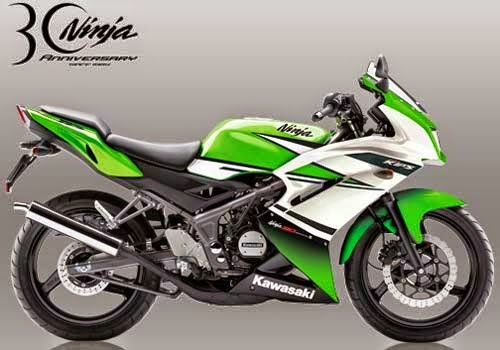 Latest Price and Specifications Kawasaki Ninja 150RR in 2016