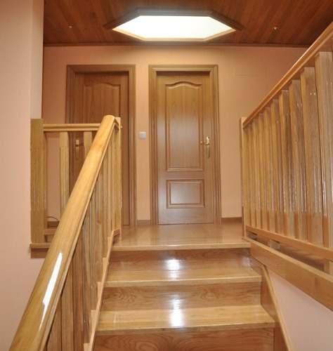 Maderas y estibas cartagena diciembre 2012 - Pasamanos de madera para escaleras ...
