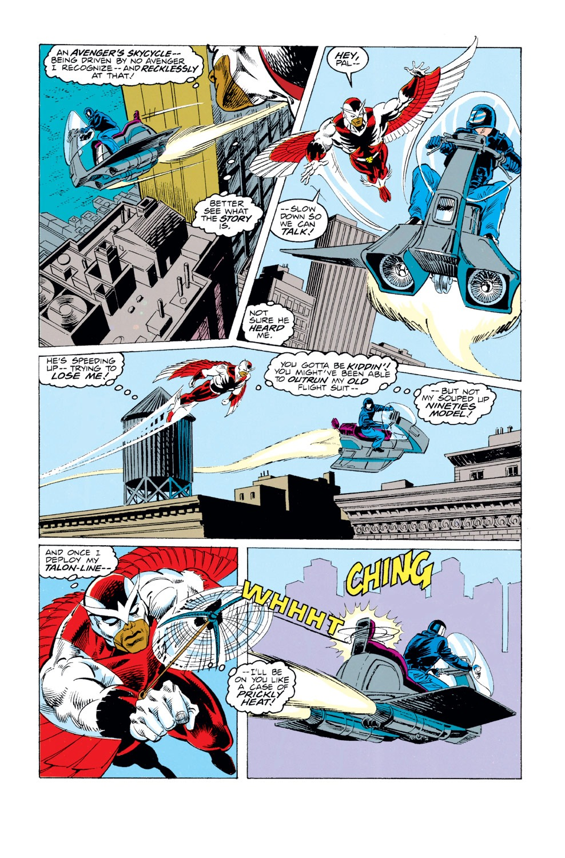 Captain America (1968) Issue #408 #357 - English 20