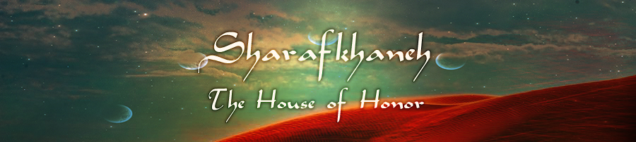 Sharafkhaneh, The House of Honor - An Al-Qadim Campaign