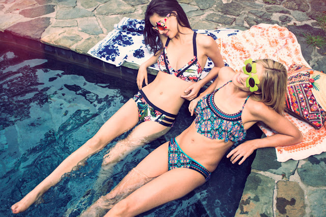 nanette lepore,bikini,photoshooting,amagansett