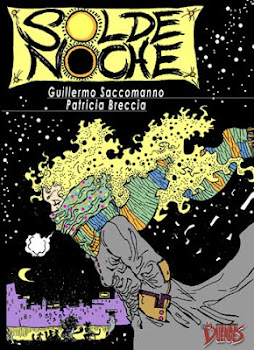 Novedad: SOL DE NOCHE, de Patricia Breccia y Guillermo Saccomanno