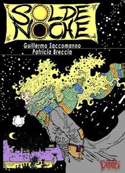 SOL DE NOCHE, de Patricia Breccia y Guillermo Saccomanno