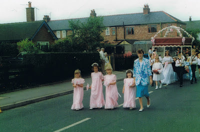 Freckleton Club Day, 1987, Bush Lane