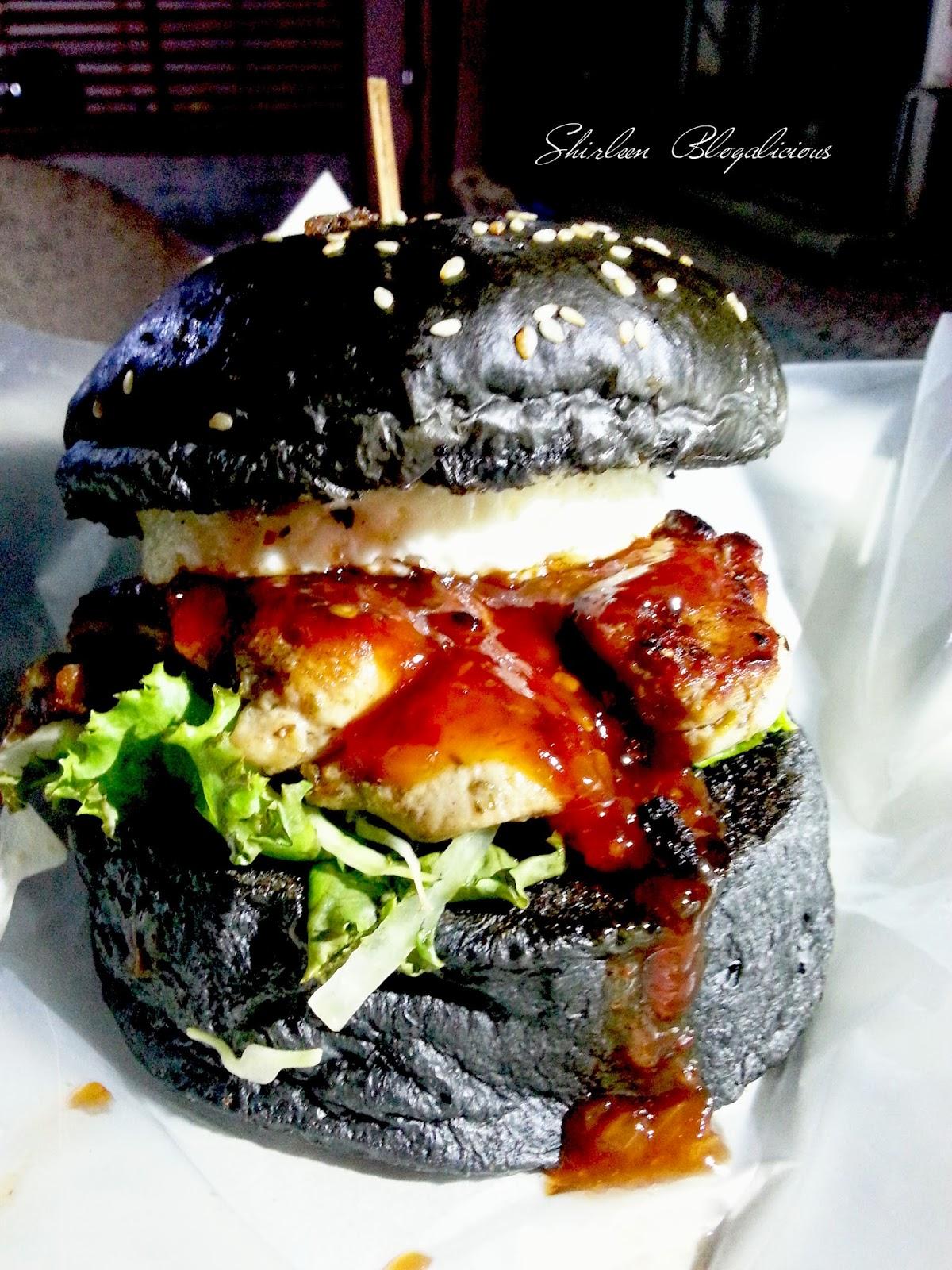 Artesanato Util Para O Lar ~ Burger Most Wanted @ Sungai Ara, Penang Crisp of Life