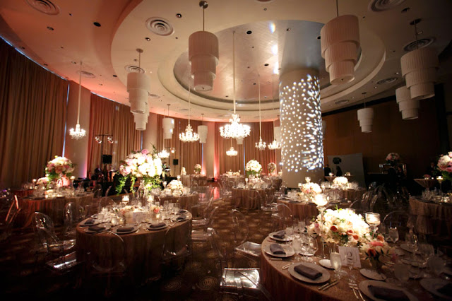 Trump Hotel Wedding Reception