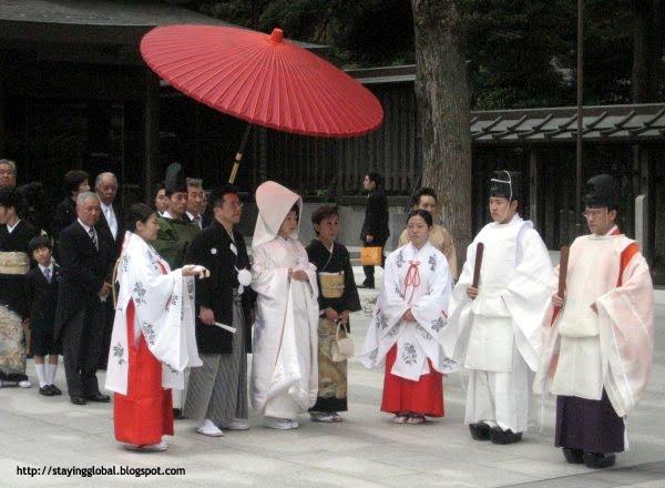 A Japanese Life Japanese Wedding