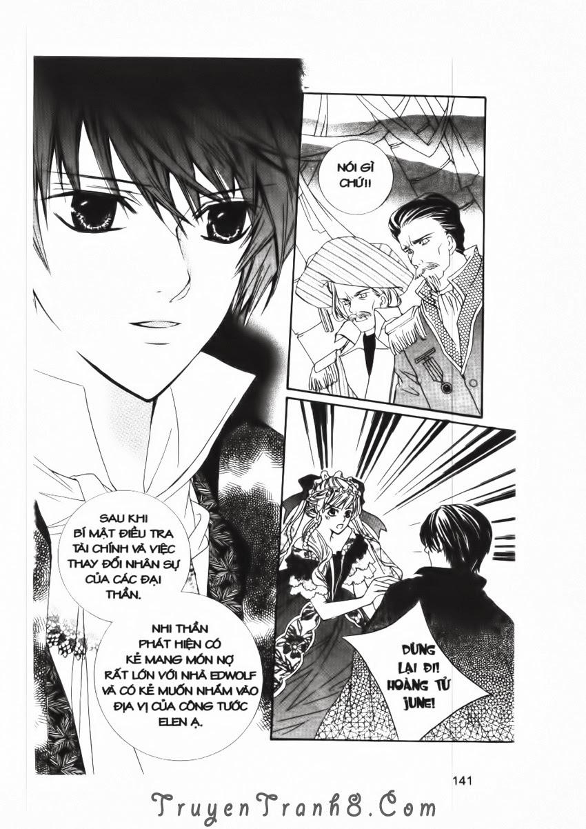 A Kiss For My Prince - Nụ Hôn Hoàng Tử Chapter 27 - Trang 5