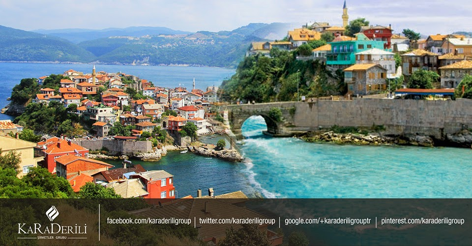 2nd step route SAFRANBOLU-AMASRA-SİNOP 416 km  Motocycle ...
