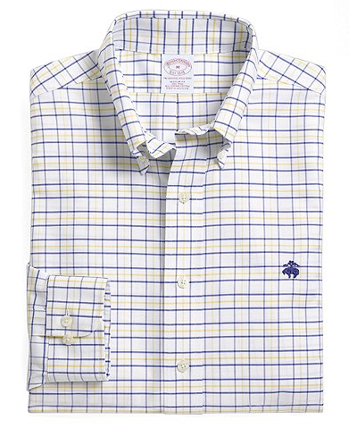 A preppy life product review brooks brothers non iron for Brooks brothers non iron shirt review