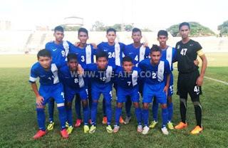 SAFF U-16 Championship 2015: India 5-0 Sri Lanka
