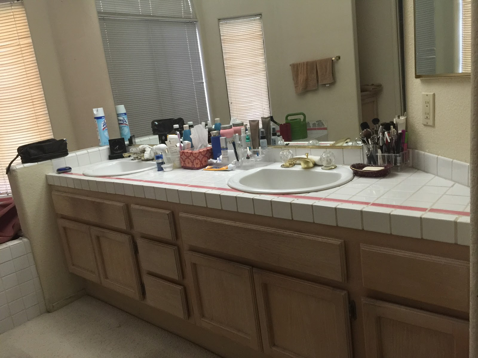 Life is a Highway: Modernizing the Master Bath