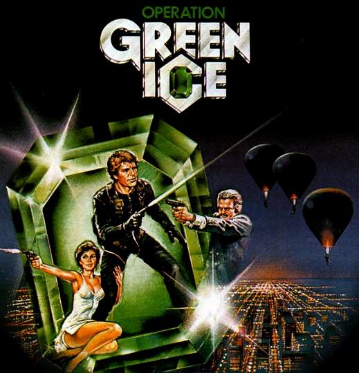 Neo Noir Movies: Cult Film Freak: RYAN O'NEAL & ANNE ARCHER IN GREEN ICE