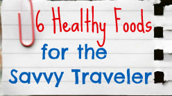 travel foods