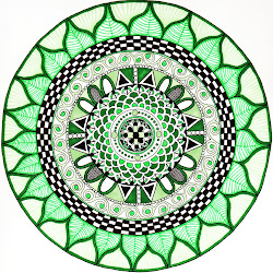 """""""Green Mandala"""""""