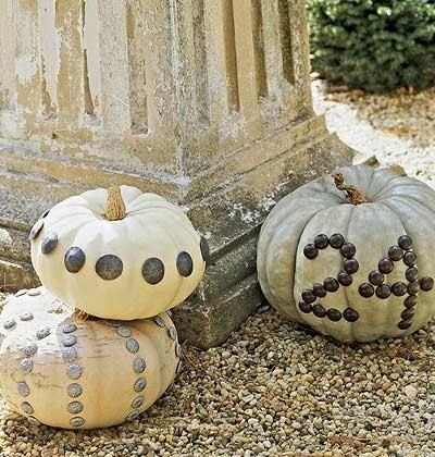 inspired beach decor pin of the week decorating with pumpkins