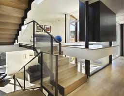 New home designs latest modern homes stairs designs ideas for Modern stairs tiles design building work latest technology