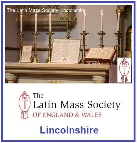 The Latin Mass in Lincolnshire